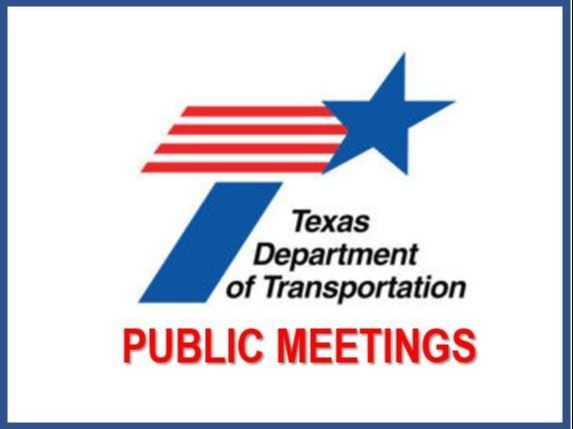txdot meetings