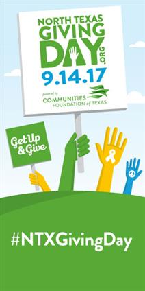 NorthTexasGivingDay.org graphic